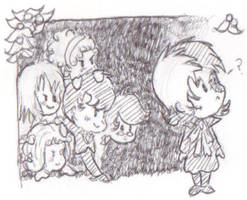 Mistletoe...OF DOOM by Tomatogal