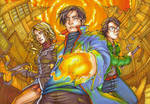Heroes: At Journey's End... by akewataru