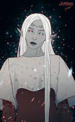 princess madrigal by Jenova-Meteora