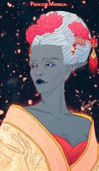 Tedd Chaoin: Princess Madrigal by Jenova-Meteora
