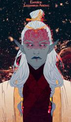 Bloody Emperor by Jenova-Meteora