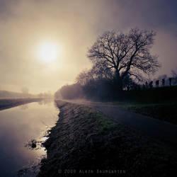 Straight towards the sun 2 by Al-Baum
