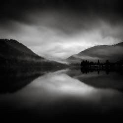 Heavy mist by Al-Baum