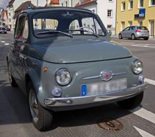 Fiat Nuova 500 1 by MacPaul