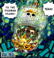 One Piece Chapter 602 by accel89
