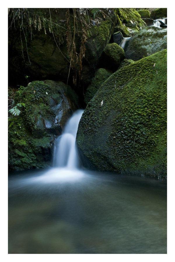 Mega Waterfall 2 by Nikonist