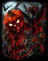 Halloween Harvester by WilliamWebb