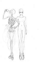 bones by PanPoppy