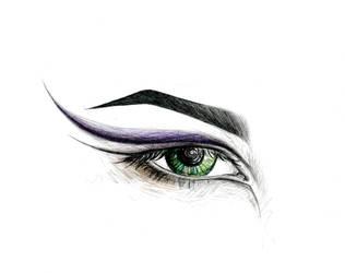 eye by PanPoppy