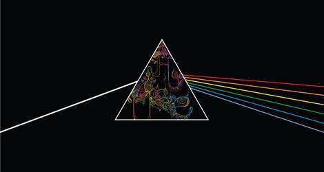 Hippie 2-Prism by PanPoppy