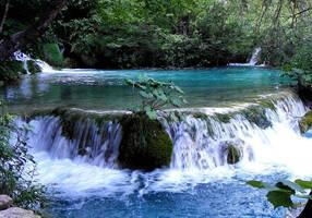 Waterfall 01 by Biljana1313