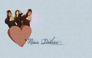 Nina Dobrev by ClairuVampire