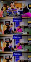 Big Bang Theory 6 by ClairuVampire