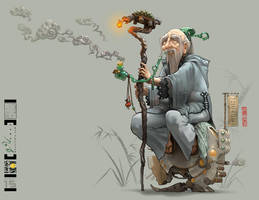 KOIN- ninja talkshow concept by HOON