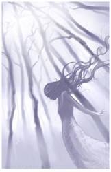 Deity of Morning Mist by HOON
