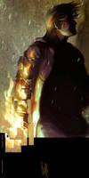 Burn 'X' by HOON