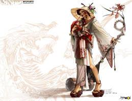 EPIPHANY-Ninjatalkshow concept by HOON