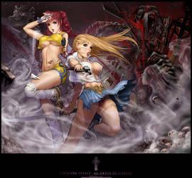 +Au coeur de l'Enfer+ by HOON