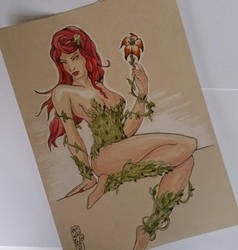 pin-up Ivy  by Solanum80