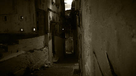 The Casbah by roningumi