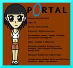 My Portal FC: Veronica Bell by QueenSilvia95