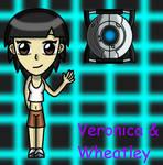 Veronica And Wheatley 2 by QueenSilvia95