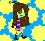 Invader Chloe by QueenSilvia95