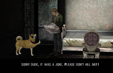 Silent hill 2: You are the next by roocker666