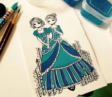 waltz duet by ChiHobo55