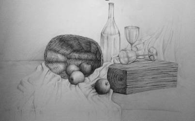 Still life 11 by Ewwwa