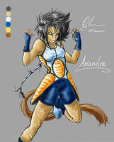 Ariandra by Kagira