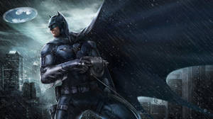 Batman by JohnLaw82
