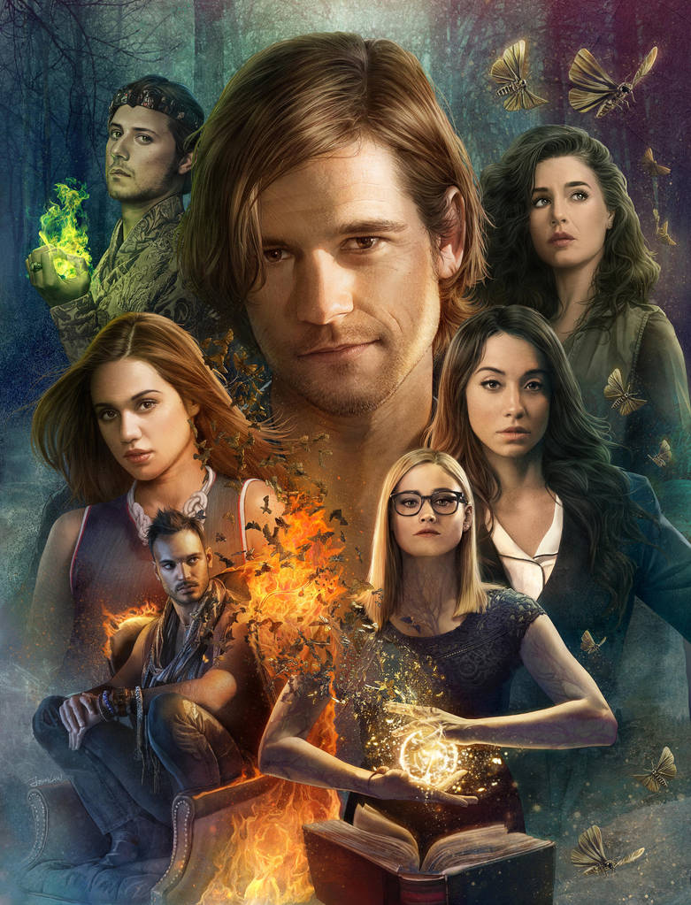 The Magicians Fan Art by JohnLaw82