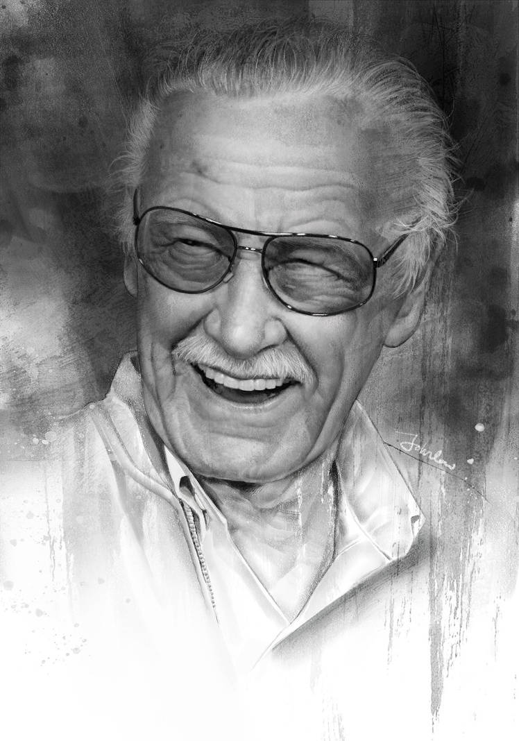 STAN LEE by JohnLaw82