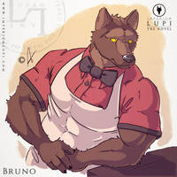 Imperium Lupi - Bruno (Laundered Edition) by Imperiumlupi