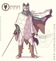 Imperium Lupi - Eldress Brynn by Imperiumlupi