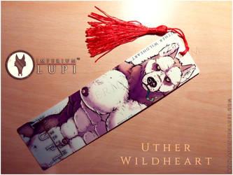 Imperium Lupi - Uther Bookmark by Imperiumlupi