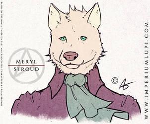 Imperium Lupi - Meryl (Character Bust) by Imperiumlupi