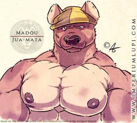 Imperium Lupi - Madou Jua-mata (Character Bust) by Imperiumlupi