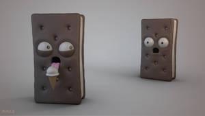 I SCREAM for Ice Cream by JoshMaule