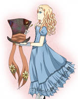 Alice by clau2586