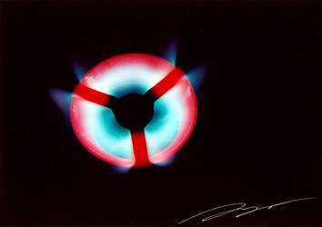 Flame by swordart
