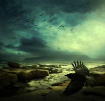 ptasiek by BaxiaArt