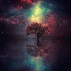 Magic tree vol 2 by BaxiaArt
