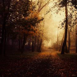 Dark Autumn... by BaxiaArt