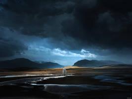 In dreams by BaxiaArt