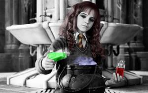Hermione Granger by Jimmy-Darko