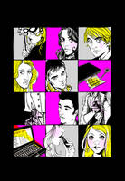 Gossip Girl by ele-antonioni
