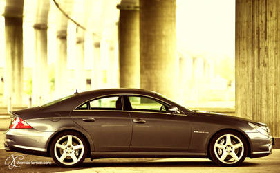 Mercedes-Benz CLS55 AMG .9 by larsen