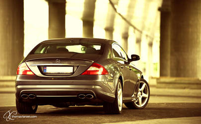 Mercedes-Benz CLS55 AMG .2 by larsen